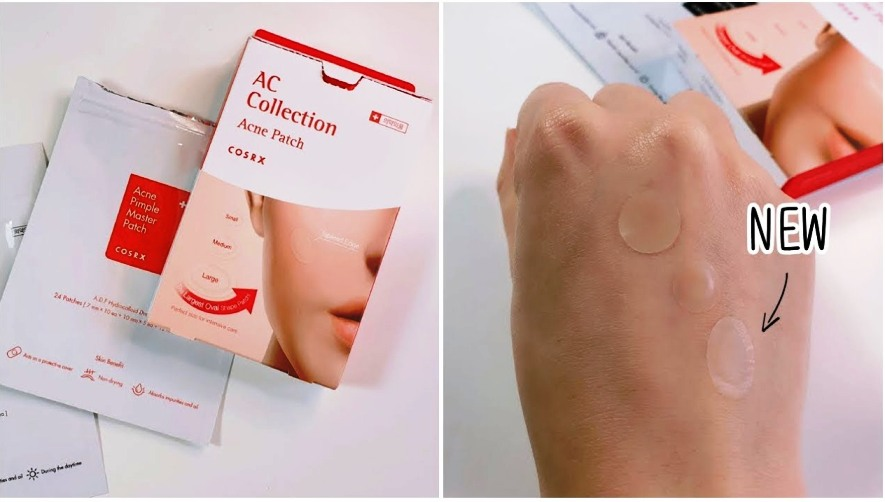 How To Use CosRX Pimple Patch For Acne Sufferers